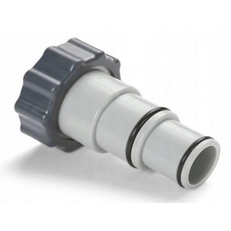 Materac Deluxe MId Rise Pillow Rest Intex 152 x 203 x 41 cm