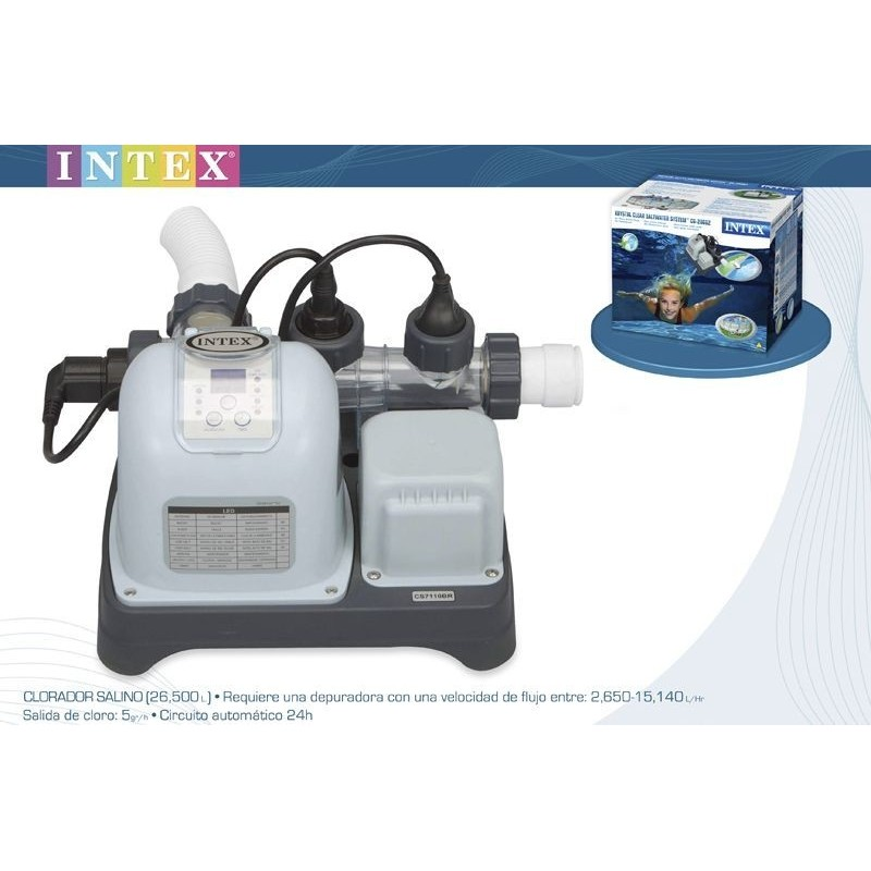 Basen Metal Frame Intex 4,57m x 0,91m