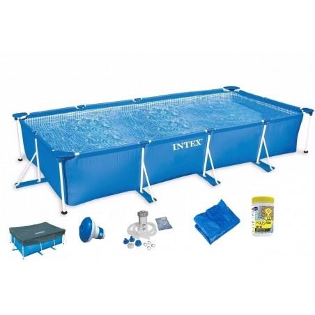 Mocniejsza Pompka elektryczna 230 V Intex 1100L/H