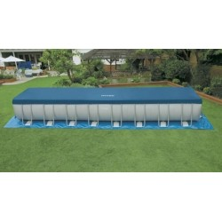 Materac wyspa dmuchany Watermelon Island Arbuz 56283