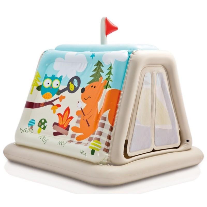 Mata Panelowa pod basen puzzle 50x50x1 cm Intex 29081