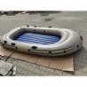 MEGA PAW Materac Wyspa INTEX na wode 57250