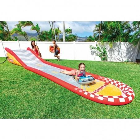 Mega Ananas Pływająca Wyspa Materac