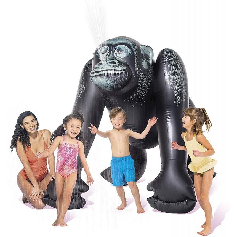 Basen - Wodny Plac zabaw Statek Piracki + zjeżdzalania