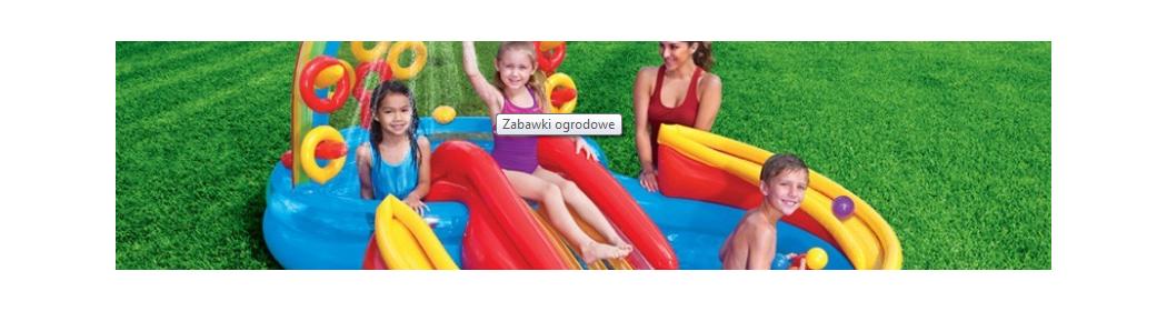 Baseny i wodne place zabaw dla dzieci